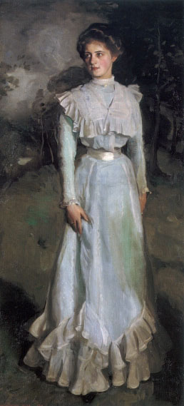 Miss Tibbie Nairn1 | Harrington Mann | Oil Painting