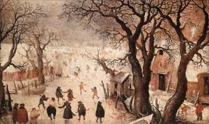 Winter Landscape | Hendrick Avercamp | Oil Painting