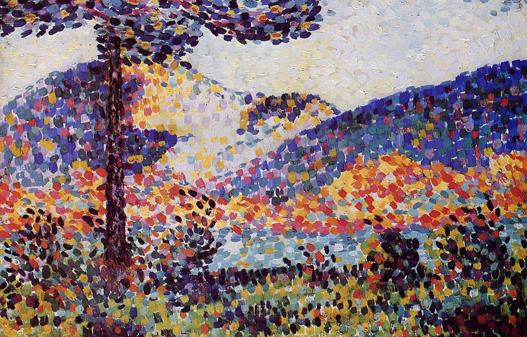 Landscap | Henri Edmond Cross | Oil Painting