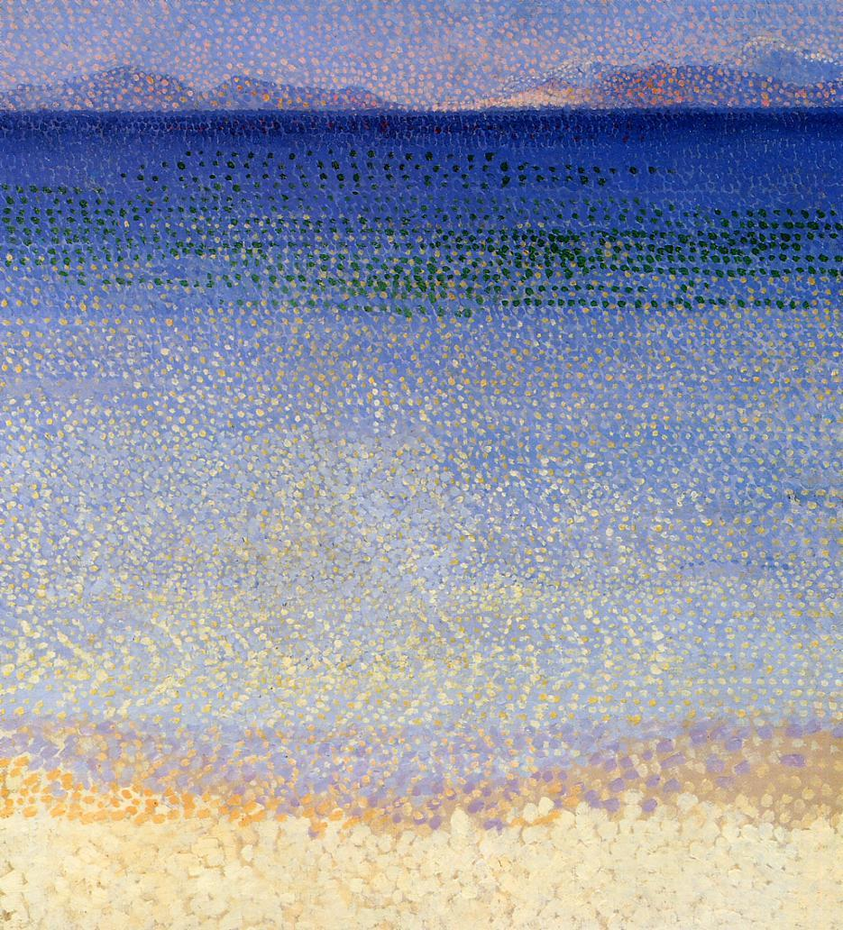 The Golden Isles 1891 1892 | Henri Edmond Cross | Oil Painting