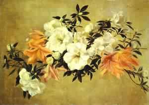 Azales 1881 | Henri Fantin-Latour | Oil Painting