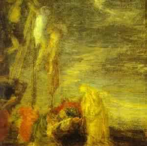 Golgotha (Copy After Veronese) | Henri Fantin-Latour | Oil Painting