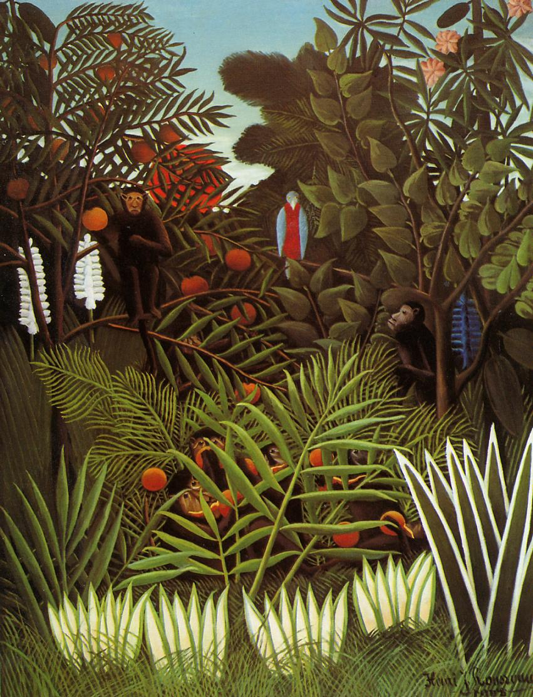 Exotic Landscape 1908 | Henri Rousseau | Oil Painting