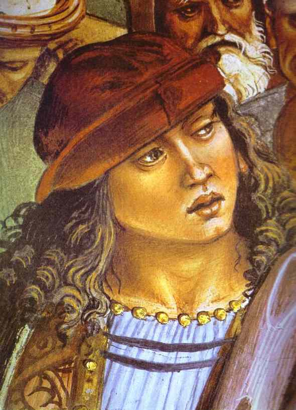 The Deeds Of The Antichrist Detail 1499-1502 | Luca Signorelli | Oil Painting