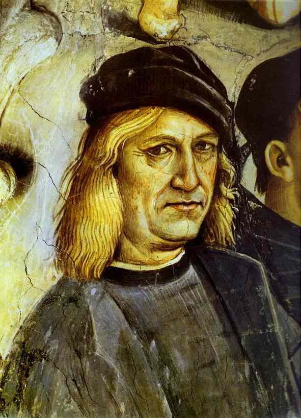 The Deeds Of The Antichrist Detail 2 1499-1502 | Luca Signorelli | Oil Painting