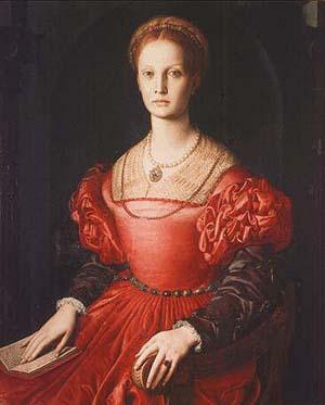 Portrait of Lucrezia Panciatichi | Agnolo Bronzino | Oil Painting