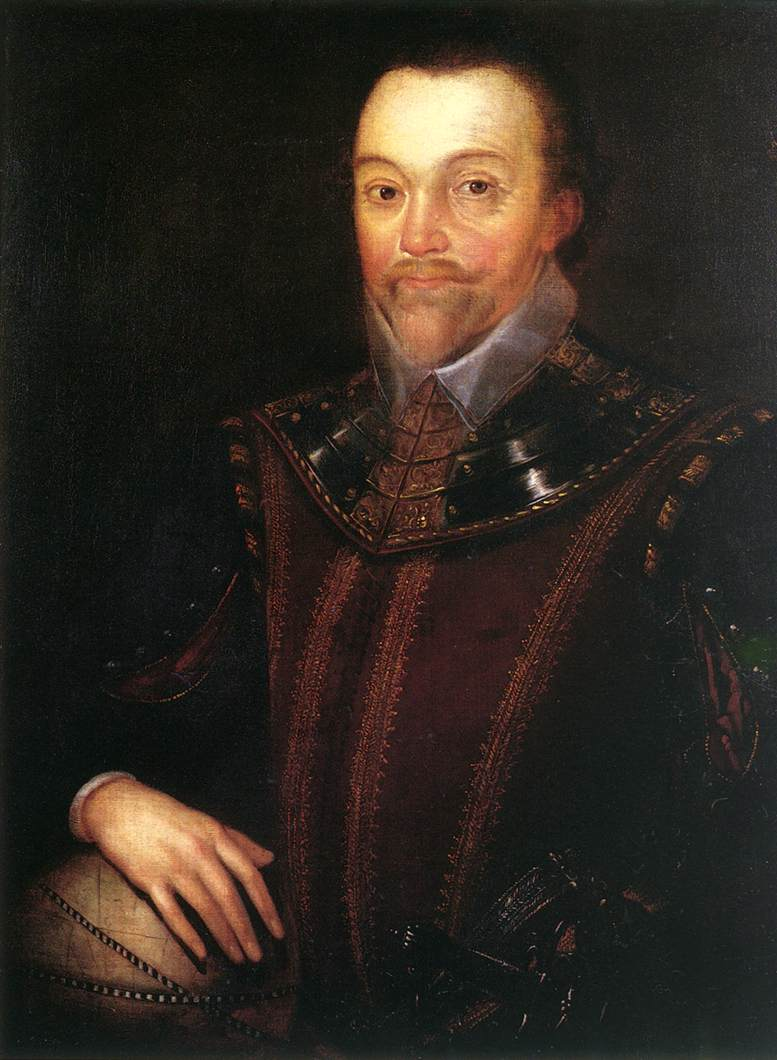 Sir Francis Drake After 1590 | Marcus The Younger Gheeraerts | Oil Painting