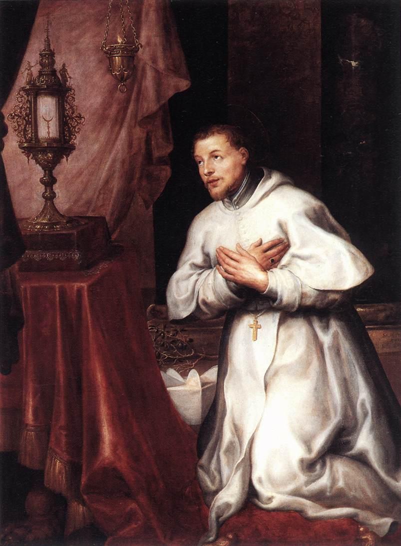 St Norbert 1637 | Marten Pepijn | Oil Painting