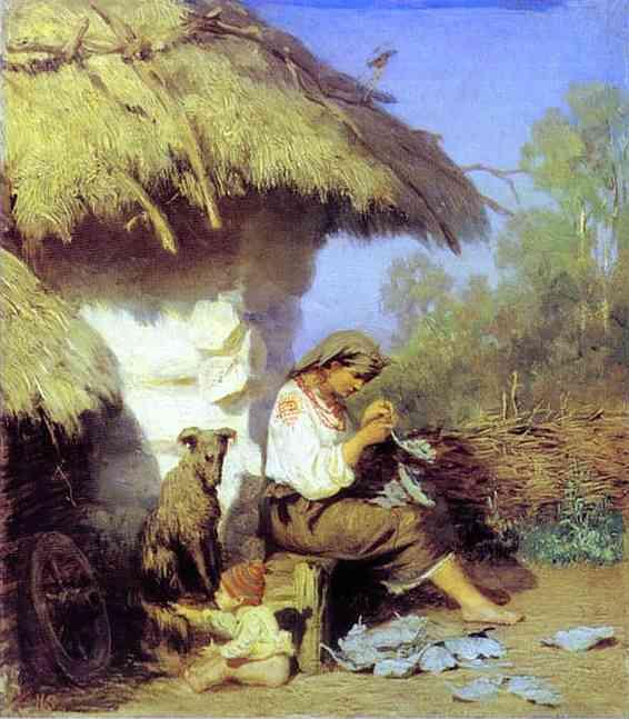 Country Idyll 1886 | Henryk Hector Siemiradzki | Oil Painting