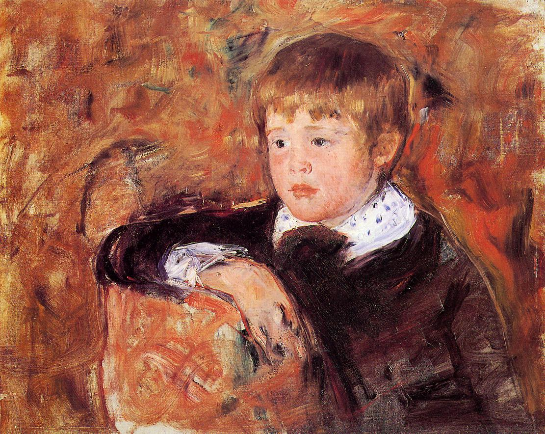 Master Robert Kelso Cassatt 1882 | Mary Cassatt | Oil Painting