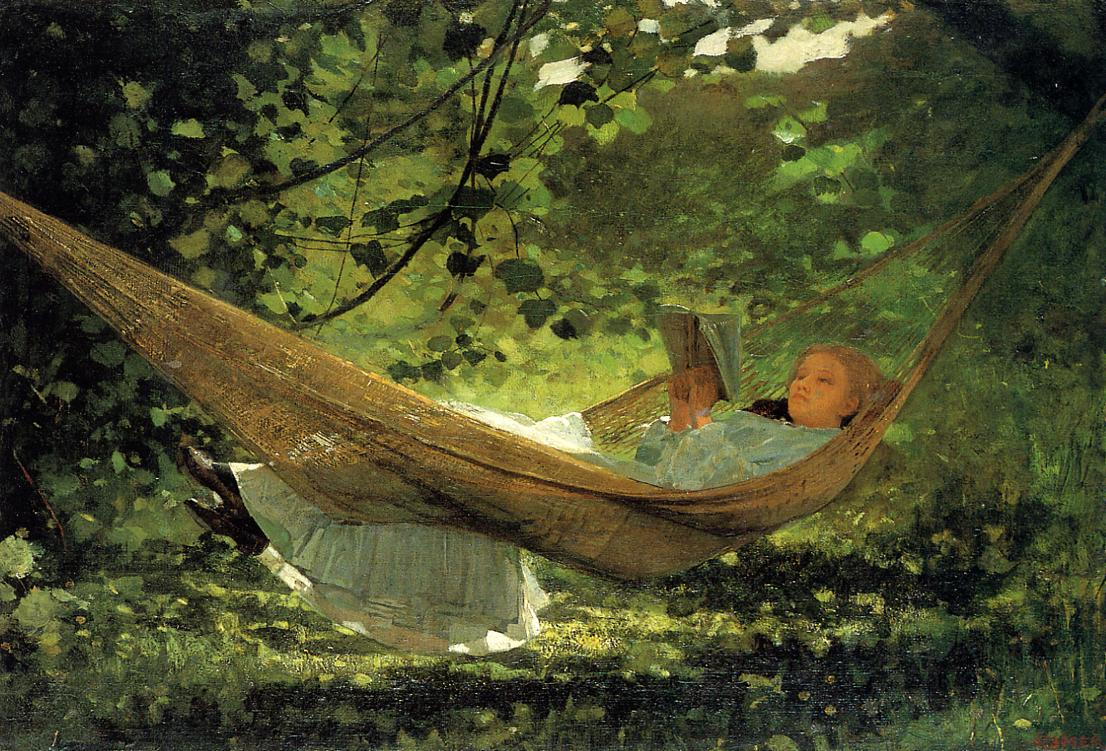 Sunlight and Shadow 1872 | Homer Winslow | Oil Painting
