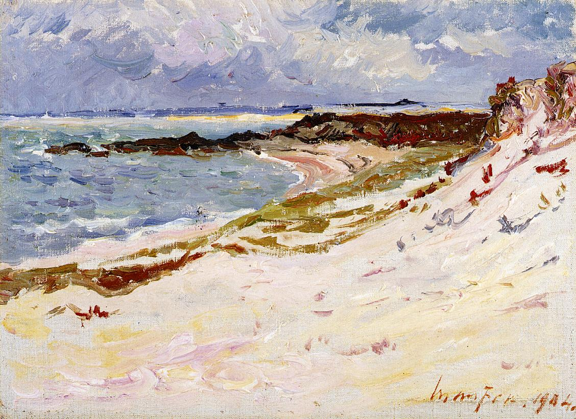 By the Sea 1904 | Maxime Maufra | Oil Painting