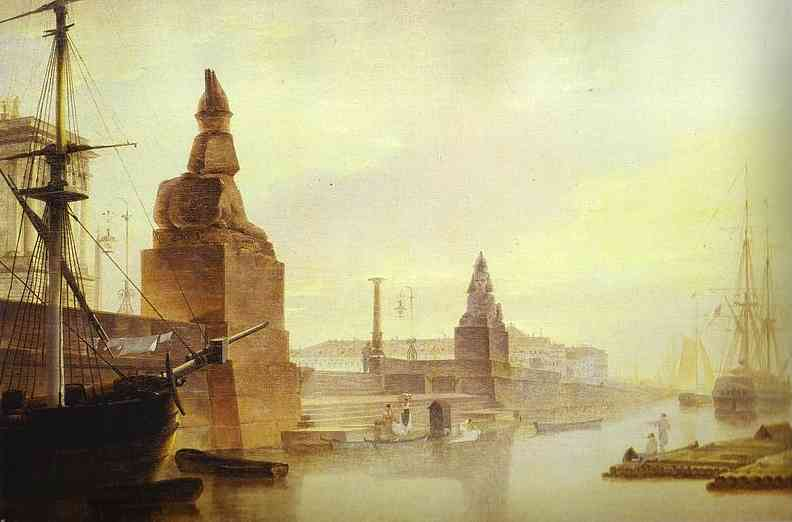 Odessa 1832 | Maxim Vorobiev | Oil Painting