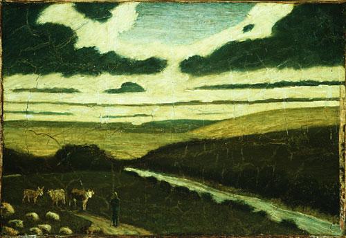 Landscape 1897 | Albert Pinkham Ryder | Oil Painting