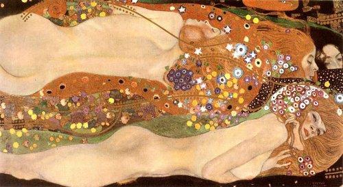 Water Serpents II 1904-1907