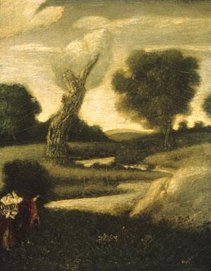 The Forest of Arden 1888 | Albert Pinkham Ryder | Oil Painting