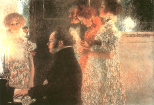 Schubert at the Piano 1899