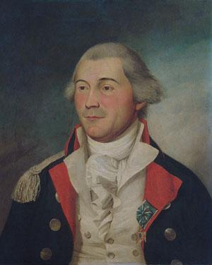 Joseph Howell Jr 1787 | Charles Peale Polk | Oil Painting