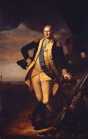 George Washington 1779 | Charles Willson Peale | Oil Painting