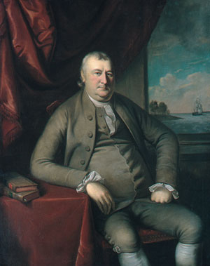 Samuel Mifflin 1777 | Charles Willson Peale | Oil Painting
