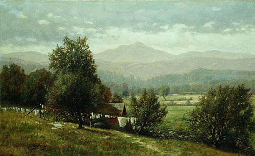 Near Jackson White Mountains 1885 | Clinton Ogilvie | Oil Painting