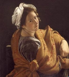Portrait of a Young Woman as a Sibyl 1620 | Orazio Gentileschi | Oil Painting