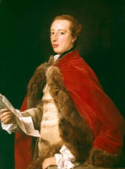 William Fermor 1758 | Pompeo Batoni | Oil Painting