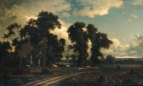 On the Unadilla New York 1884 | David Johnson | Oil Painting