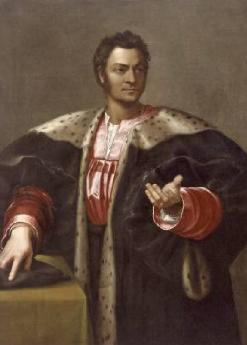 Anton Francesco degli Albizzi 1525 | Sebastiano del Piombo | Oil Painting