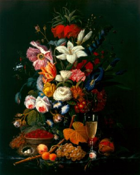 Victorian Bouquet 1850 55 | Severin Roesen | Oil Painting