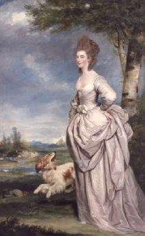 Mrs. Elisha Mathew 1777 | Sir Joshua Reynolds | Oil Painting