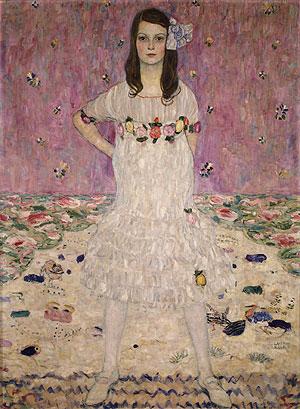 Mada Primavesi 1912 | Gustav Klimt | Oil Painting