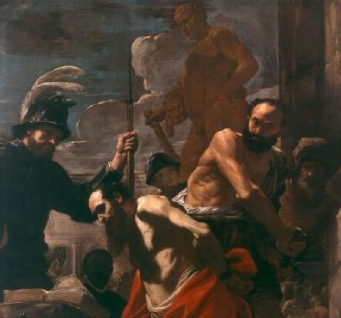 The Martyrdom of Saint Paul 1656 59 | Mattia Preti | Oil Painting
