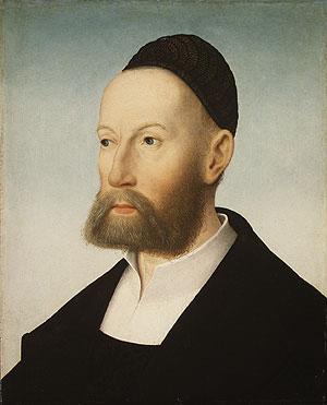 Ulrich Fugger 1525   Hans Maler zu Schwaz   Oil Painting