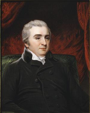 Matthew Baillie (1761 1823) F.R.S. after Hoppner 1817 | Henry Bone | Oil Painting