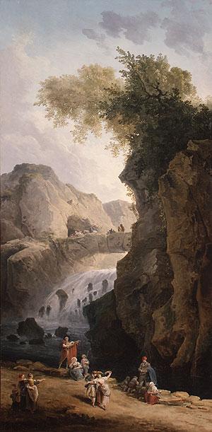 The Dance | Hubert Robert | Oil Painting