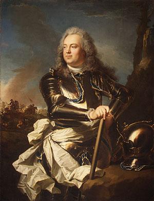 Henri Louis de la Tour d Auvergne 1679 | Hyacinthe Rigaud | Oil Painting