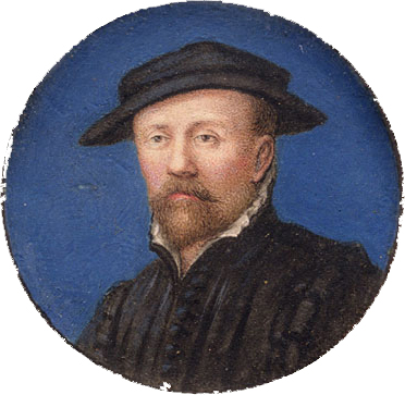 Portrait of a Man Said to Be Arnold Franz | Imitator of Hans Holbein the Younger (17th or early 18th century) | Oil Painting