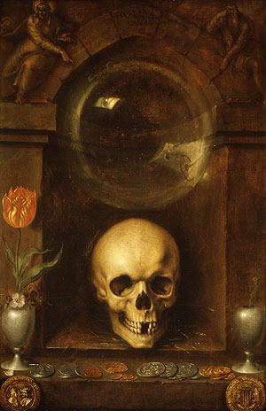 Vanitas Still Life 1603 | Jacques de Gheyn the Elder | Oil Painting