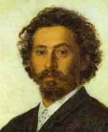 Repin50a | Ilya Repin | Oil Painting