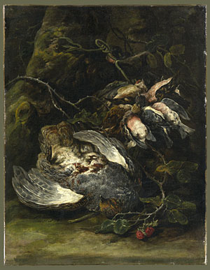 A Partridge and Small Game Birds 1650s | Jan Fyt | Oil Painting