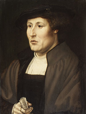 Portrait of a Man 1520 | Jan Gossart | Oil Painting