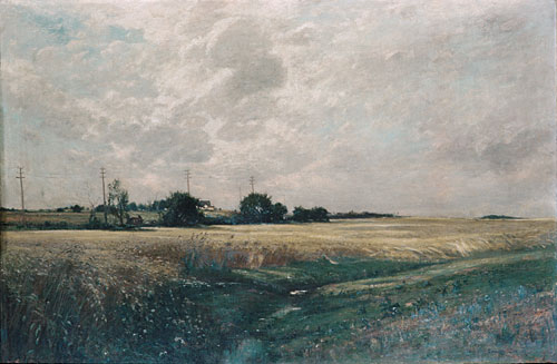 Broad Acres 1887 | Edward Gay | Oil Painting
