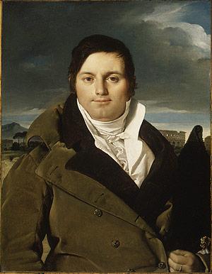 Joseph Antoine Moltedo ca 1810 | Jean Auguste Dominique Ingres | Oil Painting