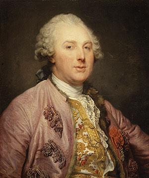 Charles Claude de Flahaut de La Billarderie Comte d Angiviller | Jean Baptiste Greuze | Oil Painting
