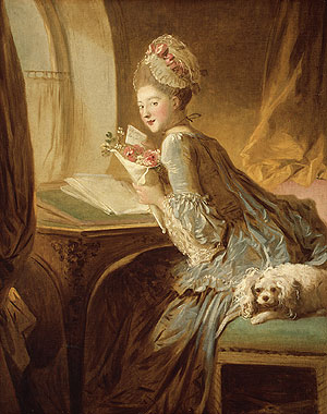 The Love Letter ca 1770 | Jean Honore Fragonard | Oil Painting