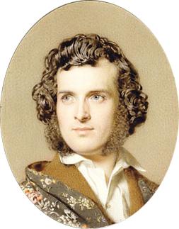Self portrait ca 1850 | John Faed | Oil Painting