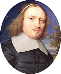 Dr. Brian Walton 1657 | John Hoskins | Oil Painting
