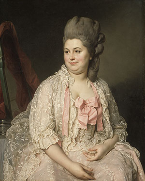 Madame de Saint Maurice 1776 | Joseph Siffred Duplessis | Oil Painting