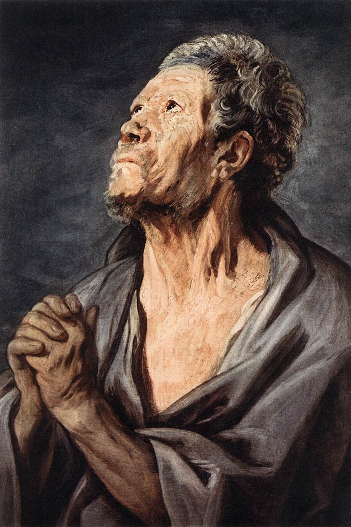 An Postle 1623-25 | Jacob Jordaens | Oil Painting